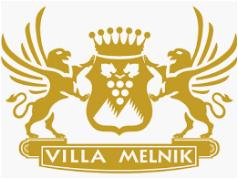 Villa Melnik logo